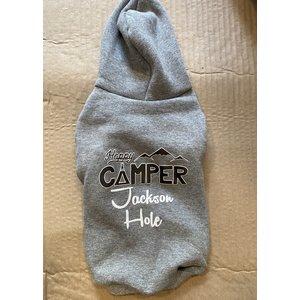 Mirage Pet Products Mirage Happy Camper Jackson Hole Dog Hoodie Sweatshirt