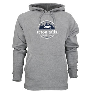 Ouray Ouray Mens Grey Hooded Sweatshirt