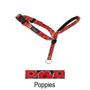 petsafe Gentle Leader Chic poppies med