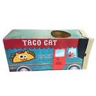 Cosmic Pet Mad Cat Crinkle Bag Taco Cat