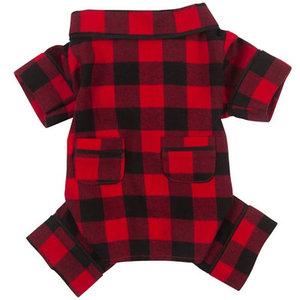 Fabdog Fab Buffalo Check Flannel PJ