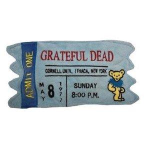 Fabdog Fabdog Grateful Dead Admssn Ticket