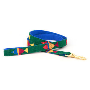 A Tail We Could Wag Foolish Fish Green Leash 1x6