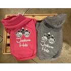 Mirage Pet Products Mirage Stay Wild Jackson Hole Dog Hoodie Sweatshirt