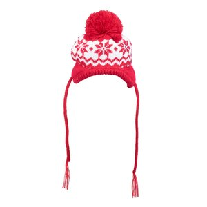 Worthy Dog Worthy Fairisle Snowflake Hat