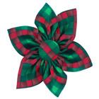 Huxley & Kent H&K Pinwheel Scottish Check