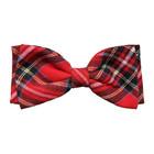 """Huxley & Kent H&K Bow Tie Tartan 7"""" xl"""