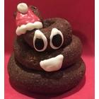Taj Ma-Hound Bakery Taj Poo Christmas Emoji Treat