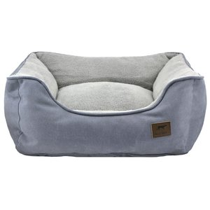 Tall Tails Tall Tails Charcoal Bolster Bed