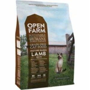 Open Farm Open Farm Cat Pasture Lamb 4#