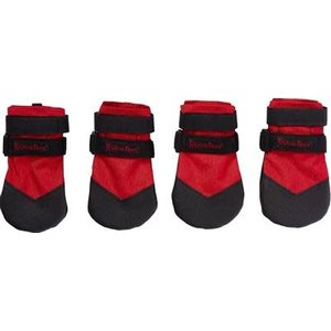 Cosmic Pet Ultrapaws Durable Dog Boots red