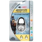 Adventure Lights Guardian Tag-It caribiner white