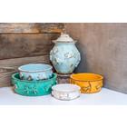 Carmel Ceramica Dog Bowls