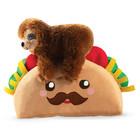 Fringe Taco  Sloth Toy
