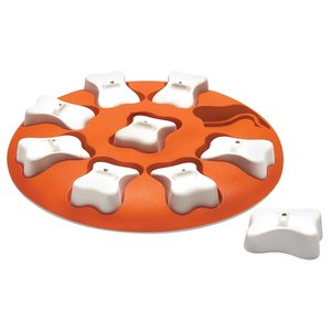 Outward Hound Nina Ottosson Dog Smart Plastic Orange lev 1