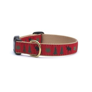 Upcountry Upcountry Red Moose Collar