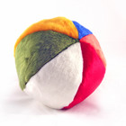 Fluff n Tuff Fluff Beach Ball Toy
