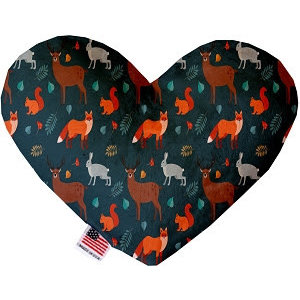 Mirage Pet Products Mirage Jackson Hole Heart Toy Fall Friends