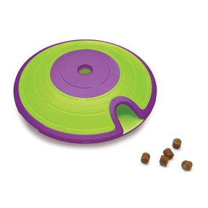 Outward Hound Treat Maze Green Purple