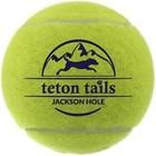 Petsport Teton Tails Logo Tennis Ball