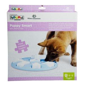 Outward Hound Nina Ottosson Puppy Smart Game blue