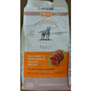 Canidae Canidae with Wholesome Grains Beef CA20
