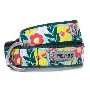 Worthy Dog Worthy Spring Bouquet Collars & Leads