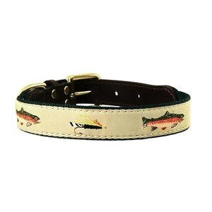 Auburn American Traditions Fly Fishing Collars & Leashes