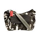 Bark N Bag Saddle Bag Pet Sling Camo/Grey