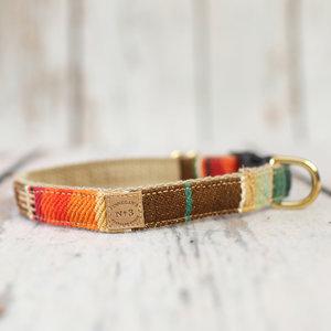 Bella Bean Finnegan Standard Cloth Sunset Serape Collars