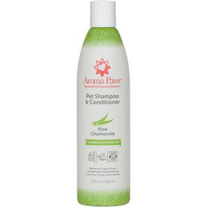 Aroma Paws Hyperallergenic Frag Free Shampoo 13.5z
