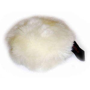 AiKiou Faux Fur Squeak Dog Toy
