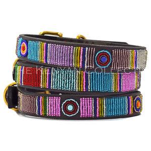 Kenyan Collection Kenyan Bijou Beaded Dog Collars