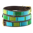 Kenyan Collection Kenyan Lagoon Beaded Dog Collars