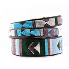 Kenyan Collection Kenyan Jacaranda Beaded Dog Collars