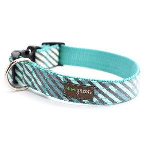 Mimi Green Mimi Green 'Agave' Laminated Cotton Collars