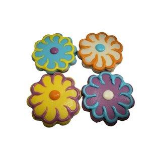Paws Gourmet Flower Cookie