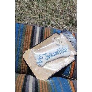 Custom Jackson Hole Indiv Wrapped Paws Gourmet