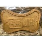 4imprint JH Buffalo Logo Dog Cookie