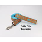 Ebinger Preston Preston Batik Fish Collar  Leads
