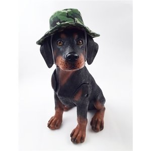 Puppe Love Camo Bucket Hat