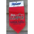 Mirage Pet Products Bandana Happy Camper Teton Tails