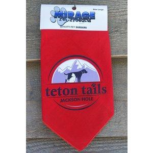Mirage Pet Products Teton Tails Bandana