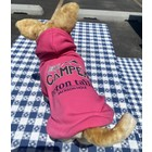 Mirage Pet Products Happy Camper Teton Tails Dog Hoodie