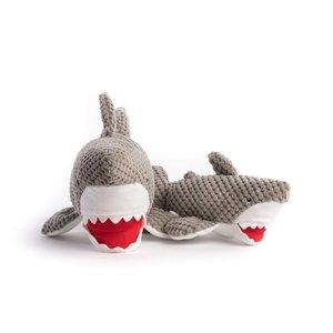 Fabdog Floppy Shark Plush Toy