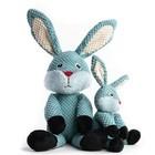 Fabdog Floppy Bunny Plush Toy