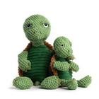 Fabdog Floppy Turtle Plush Toy