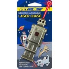 USB Rechargeable Laser Chase Robot