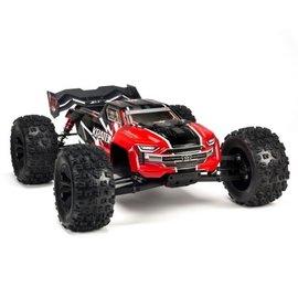 Arrma 1/8 KRATON 6S BLX 4WD Brushless MT RED