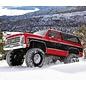 Traxxas 1/10 TRX4 79 CHEVY BLAZER 4x4 RED